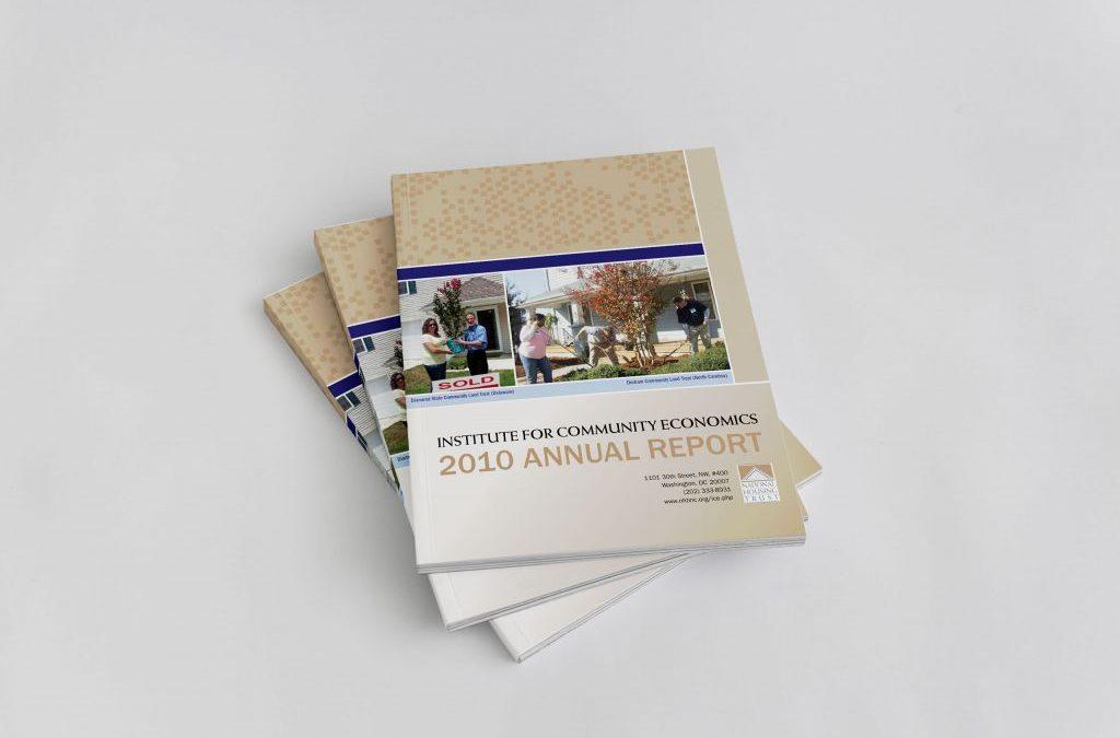 ICE annual report